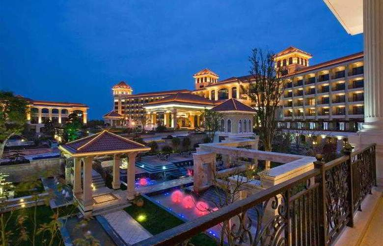 Sofitel Shanghai Sheshan Oriental - Hotel - 51