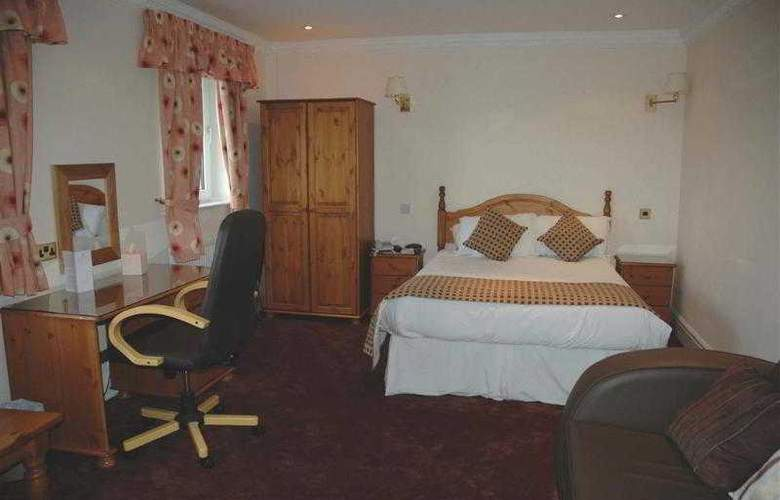 Best Western Bolholt Country Park - Hotel - 41