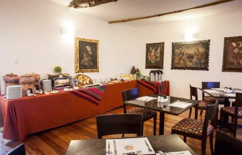 Tierra Viva Cusco San Blas - Restaurant - 3