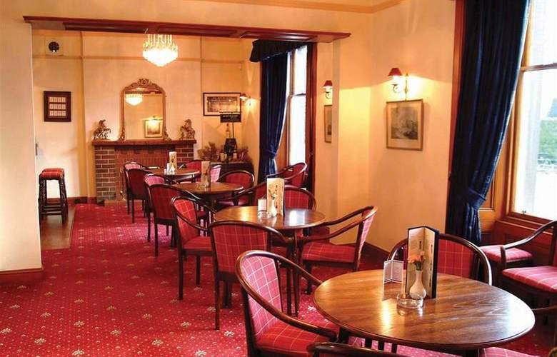 Best Western Dryfesdale - Restaurant - 384