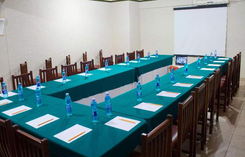 Casino Plaza Guadalajara - Conference - 14