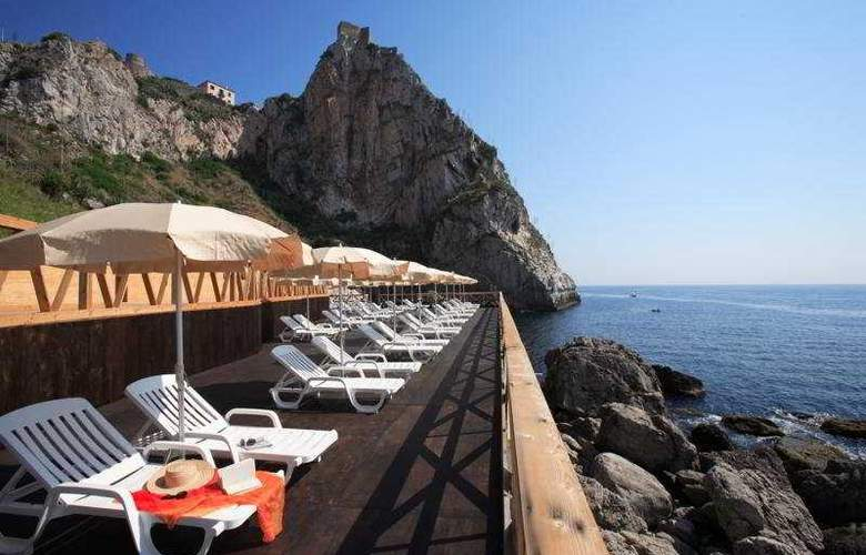 Capo dei Greci Taormina Coast - Resort Hotel & SPA - Terrace - 6