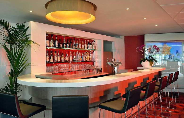 Novotel  Survilliers Saint Witz - Bar - 3