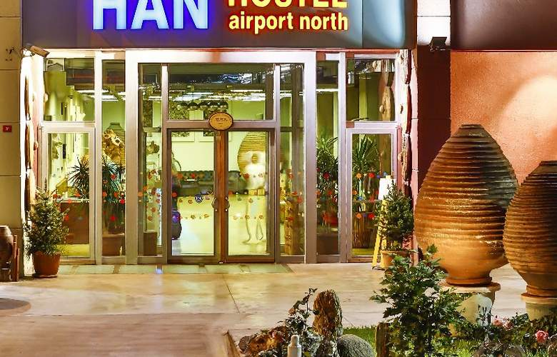 Han Hostel Airport North - Hotel - 0