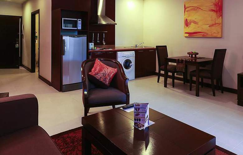 Grand Mercure Bangkok Asoke Residence - Hotel - 35