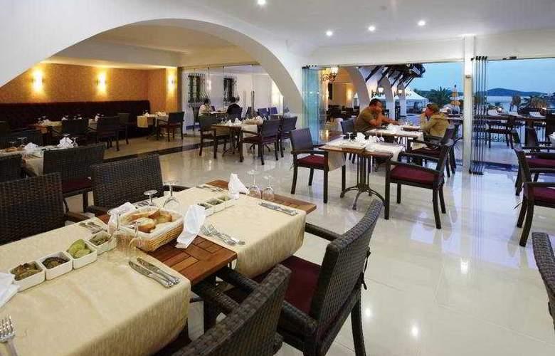 Bitez Han Hotel - Restaurant - 9