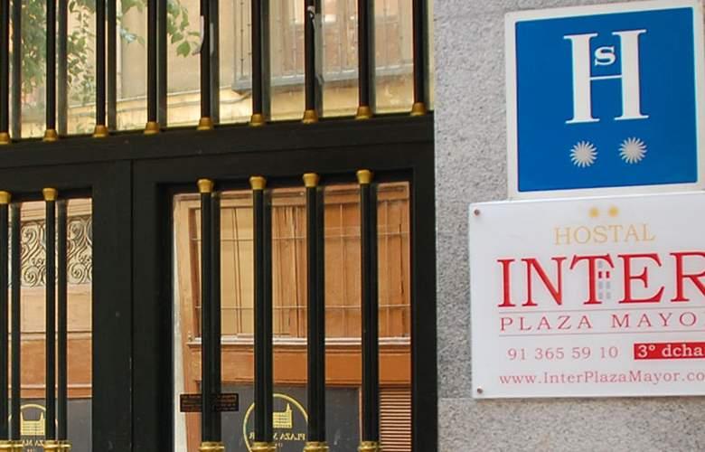 Inter Plaza Mayor - Hotel - 0