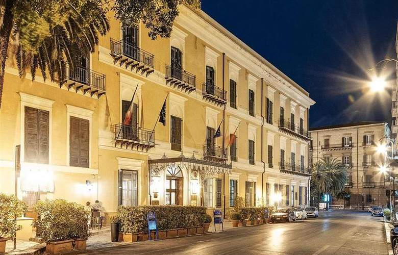 Mercure Palermo Excelsior City - Hotel - 12