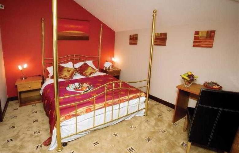 Best Western Hotel St Pierre - Hotel - 5