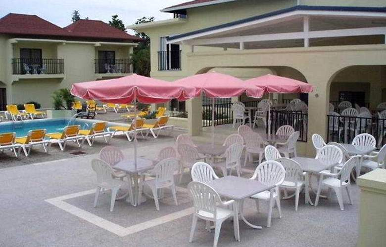 Rooms on the Beach Negril - Terrace - 4