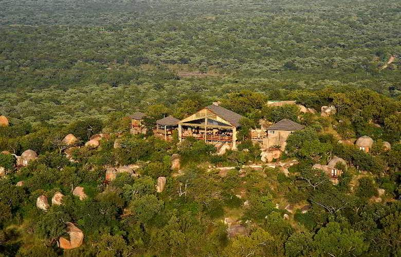 Manyatta Rock Camp - Hotel - 5