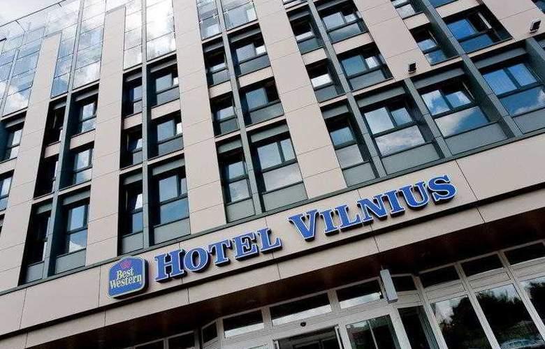Best Western Vilnius - Hotel - 0