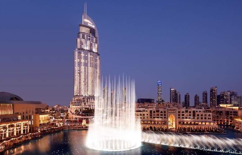 The Address Downtown Dubai - Hotel - 10