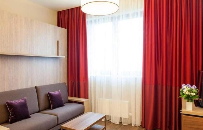 Adagio Moscow Paveletskaya - Room - 14