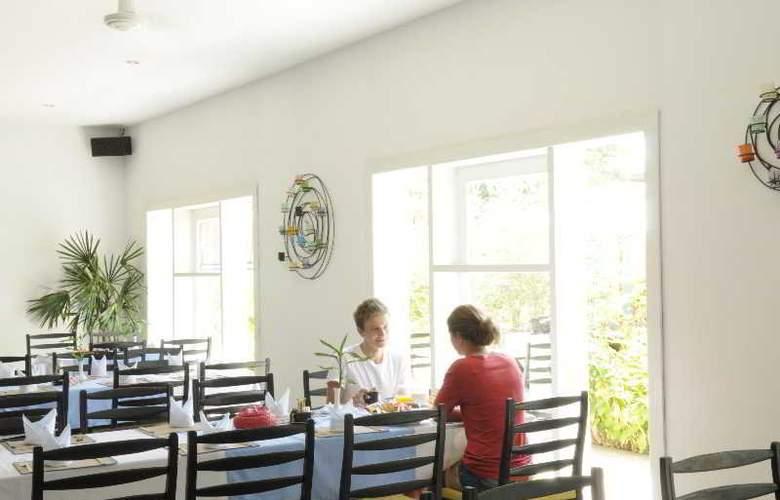 Frangipani Villa Hotel Siem Reap - Restaurant - 8