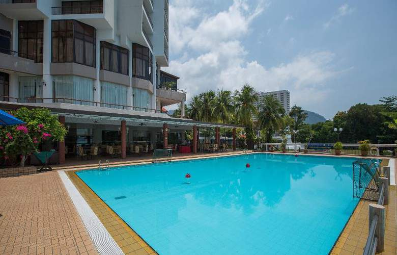 Copthorne Orchid Hotel Penang - Pool - 21