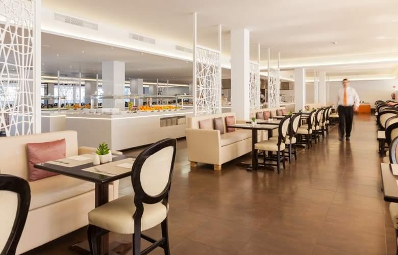 Zafiro Rey Don Jaime - Restaurant - 17