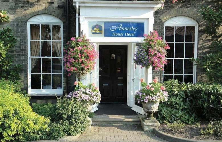 Best Western Annesley House - Hotel - 65