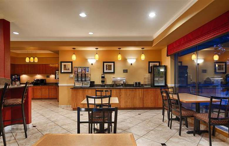 Best Western Greenspoint Inn and Suites - Restaurant - 151
