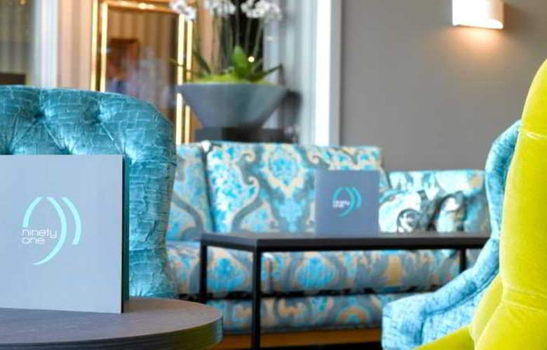 Thon Hotel Bristol Stephanie - Restaurant - 16