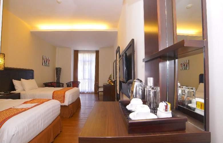 Best Western Resort Kuta - Room - 17
