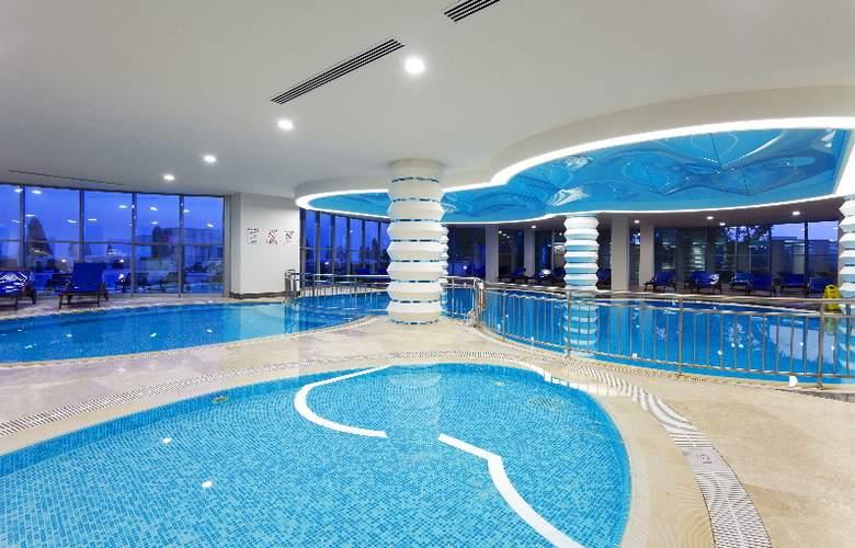 Melas Resort Hotel Side - Pool - 15