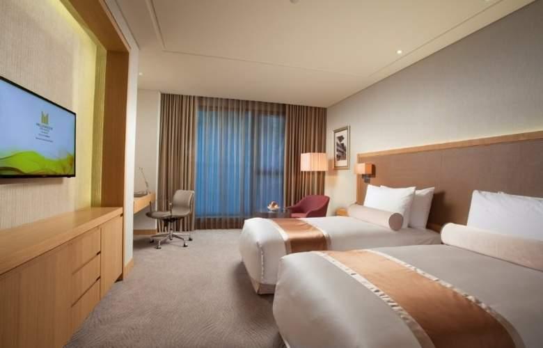 Millennium Vee Hotel Taichung - Room - 9