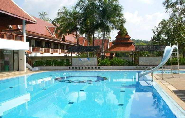 Suan Bua Hotel & Resort - Pool - 5