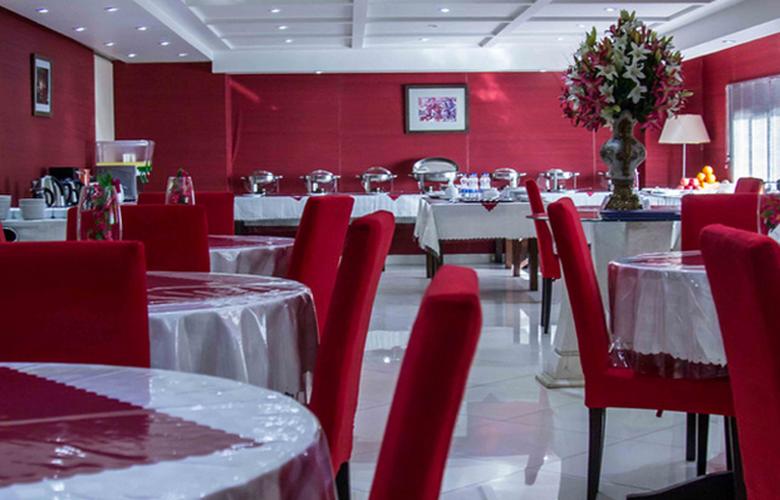 Diamond Hotel Tehran - Restaurant - 2