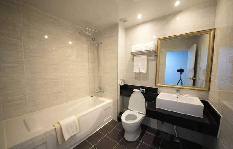 Jeju Aria Hotel - Room - 13