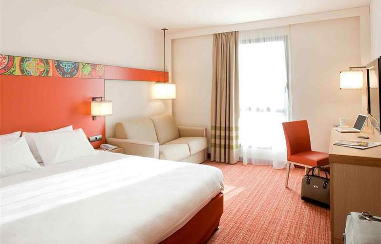 Mercure Amiens Cathedrale - Hotel - 57