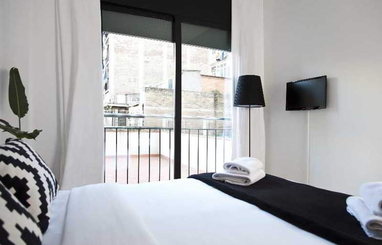 Nº130 The Streets Apartments Barcelona - Room - 21