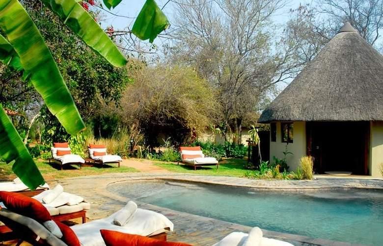 Divava Okavango Lodge and Spa - Pool - 9