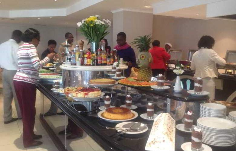VIP Grand Maputo - Restaurant - 6