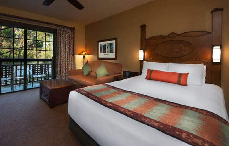 Villas at Disneys Wilderness Lodge - Room - 13
