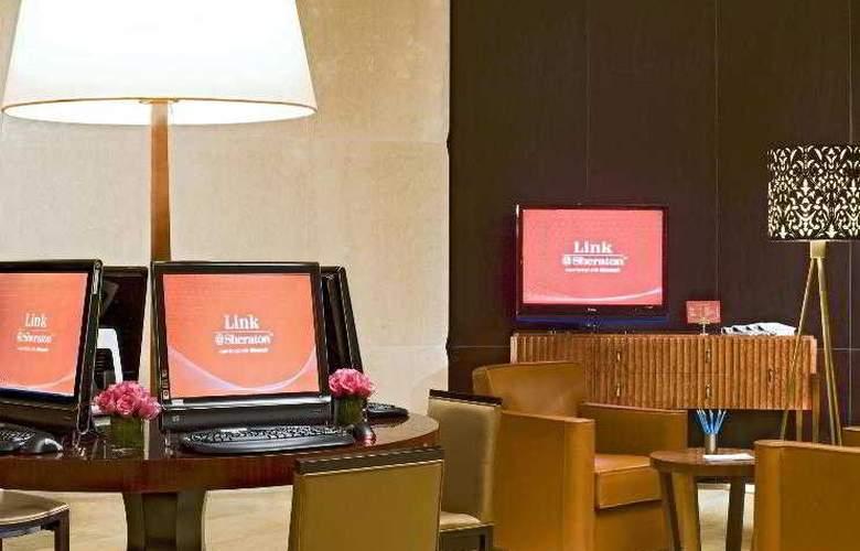 Sheraton Jinan - Hotel - 6