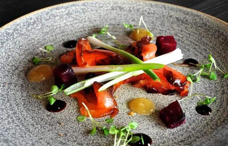 Best Western Glendower - Restaurant - 153