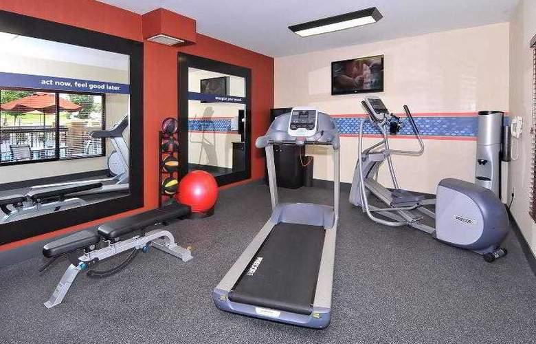 Hampton Inn Eden - Sport - 39