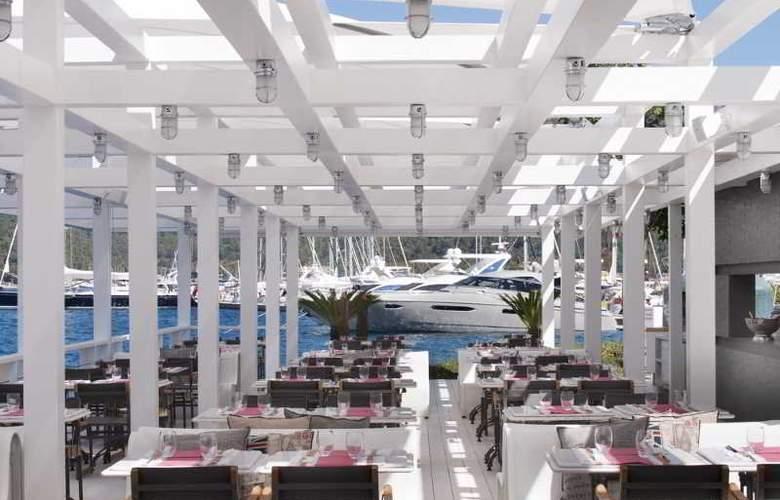 D-Resort Gocek - Restaurant - 26