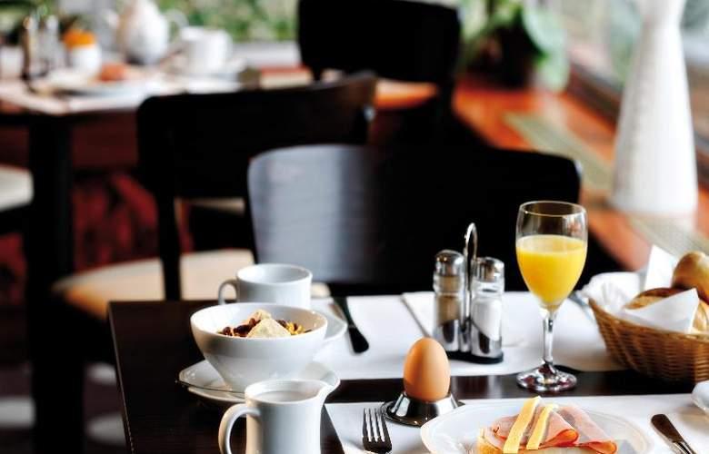 Leonardo Inn Airport Hotel Hamburg - Restaurant - 12