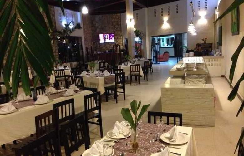 Tulija Express Hotel & Villas - Restaurant - 19