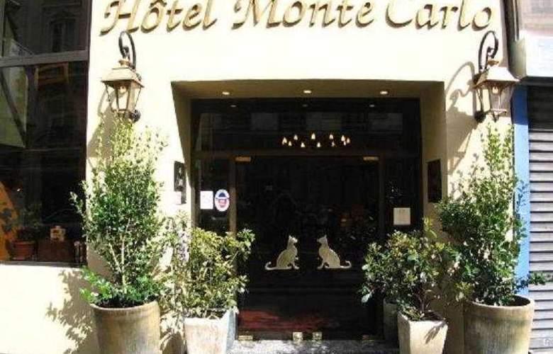 Monte Carlo - Hotel - 0