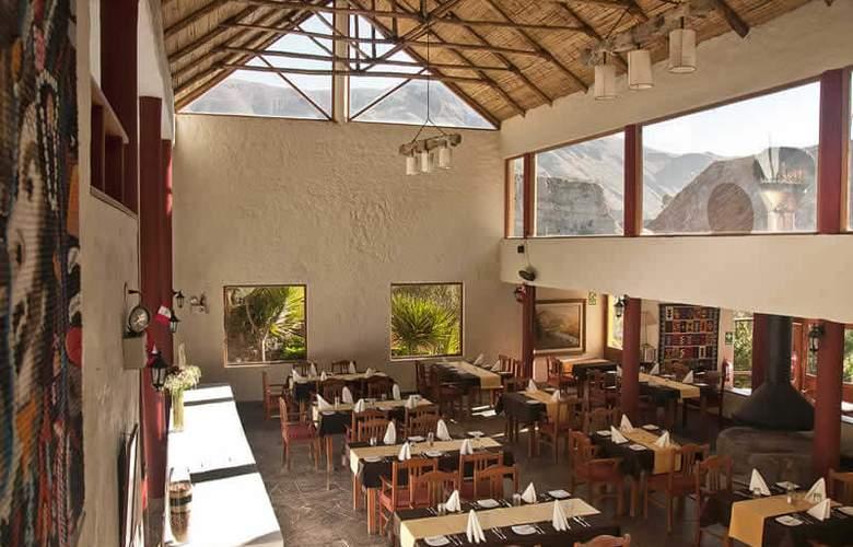 El Refugio del Colca - Restaurant - 4
