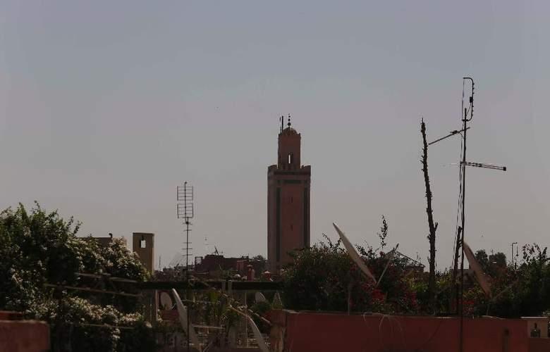 Riad Mille Et Une Nuits - Terrace - 55