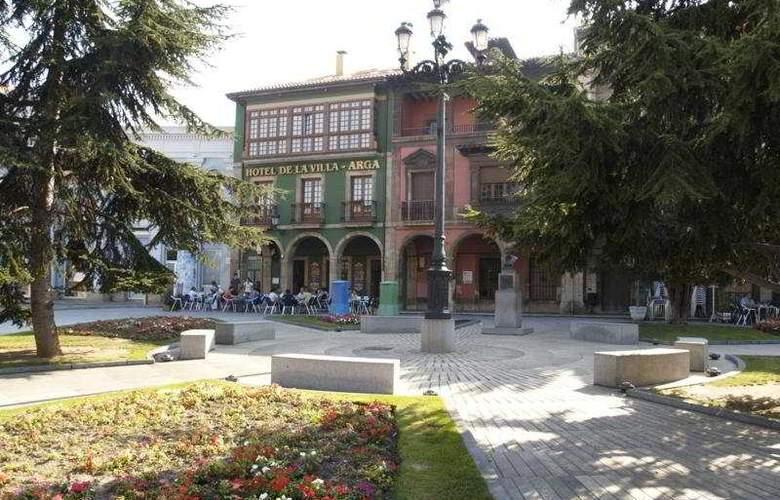 De la Villa-Arga - Hotel - 0