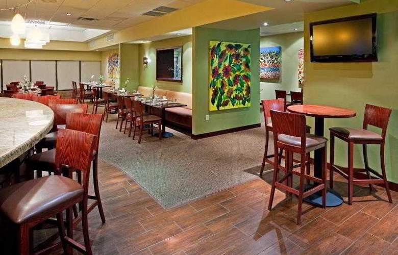The Courtyard Philadelphia City Avenue - Restaurant - 32