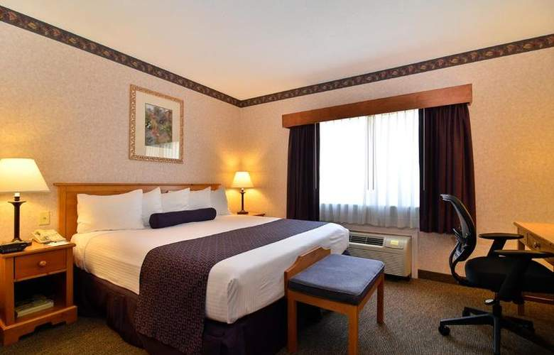 Best Western Plus Executive Court Inn - Room - 92