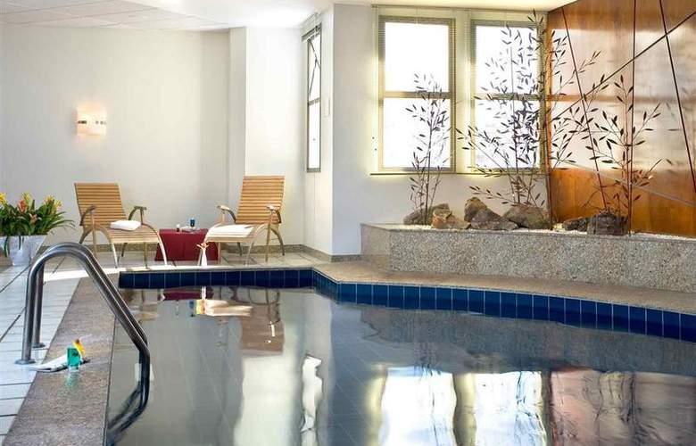Mercure Apartments Belo Horizonte Lourdes - Sport - 61
