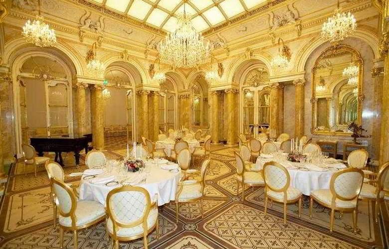 Palais Coburg - Restaurant - 6