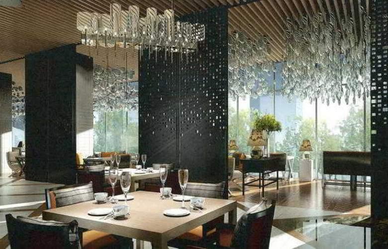 The Ritz Carlton Tianjin - Restaurant - 12